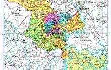 Bản đồ Tp HCM, bản đồ các quận, map tphcm mới nhất