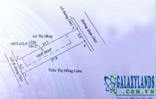 Bán đất hẻm nhựa 5m Hoàng Hoa Thám phường Phú Lợi