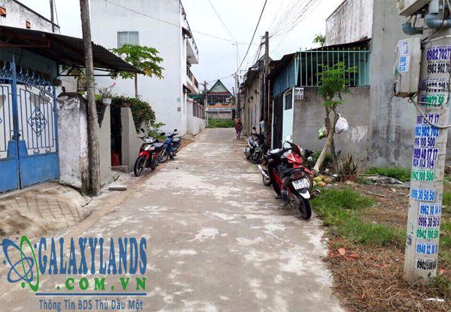 Bán đất phường Phú Hòa