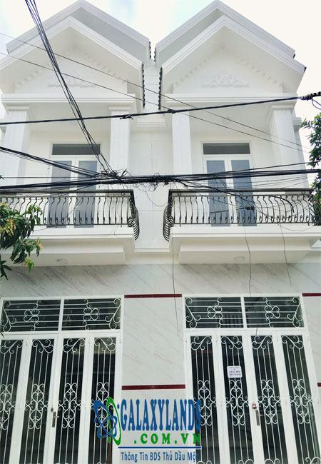 Bán nhà khu dân cư Phú Hòa 1, phường Phú Hòa, Thành phố Thủ Dầu Một, Bình Dương