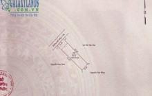 Bán đất hẻm 48 Phú Lợi, 5,5x21m, thổ cư 90m2, đường thông