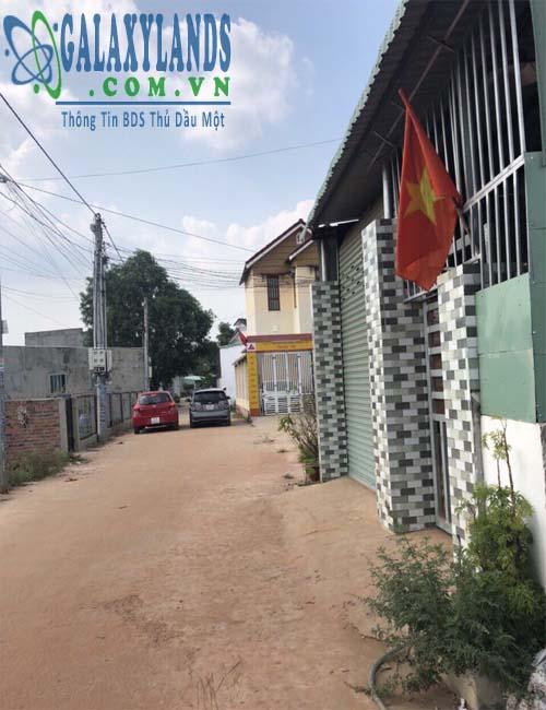 Bán đất phường Phú Mỹ đường DX06