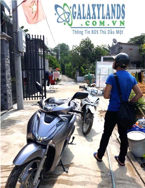 Bán đất phường Phú Mỹ đường DX44