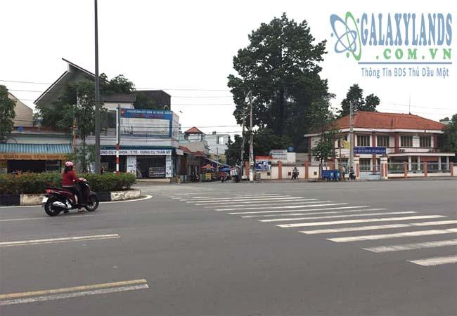 Bán đất đường Phạm Ngọc Thạch phường Hiệp Thành