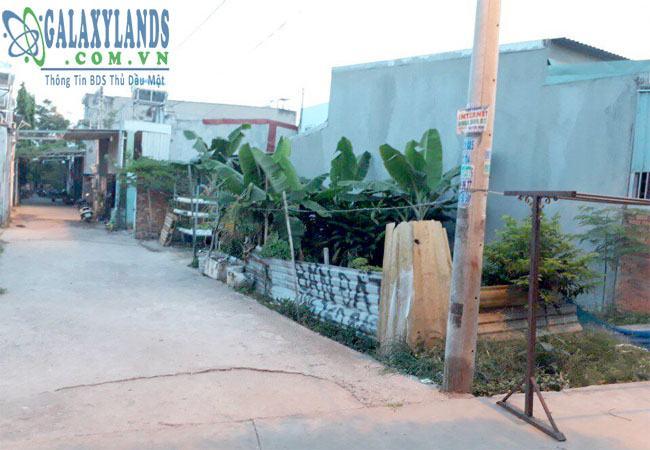 Bán đất khu phố 9 phú hòa