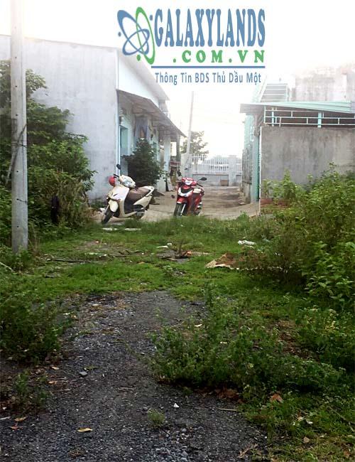 Bán đất Định Hòa đường DX070