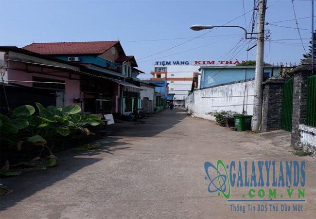 Bán đất Định Hòa gần Chợ Bưng Cầu