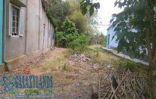 Lô đất ngay ngã tư cây me Nguyễn Chí Thanh giao với Lê Chí Dân.