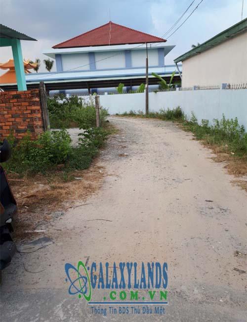 Bán đất Tân An đường Lê Chí Dân