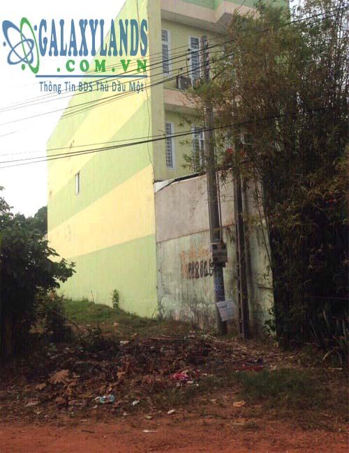 Bán đất Định Hòa đường DX071