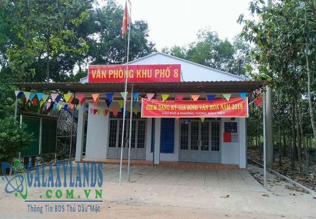 Bán đất dự án khu dân cư Tương Bình Hiệp