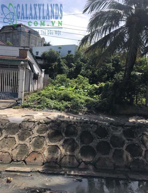Bán đất phường Chánh Nghĩa.
