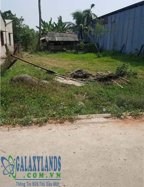 Bán đất Chánh Mỹ gần UBND phường