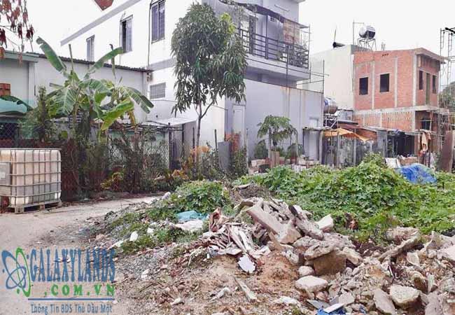 Bán đất Phú Cường