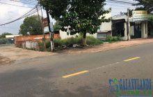 01 lô góc hai mặt tiền đường Hồ Văn Cống, Phường Tương Bình Hiệp.
