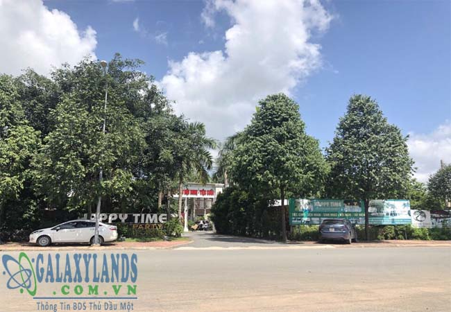Bán đất đường Nguyễn Đức Thuận phường Hiệp Thành