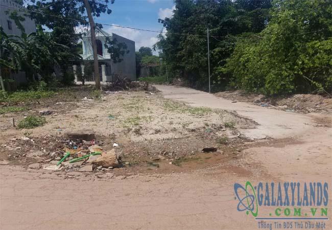 Bán đất hẻm 385 Nguyễn Thị Minh Khai phường Phú Hòa