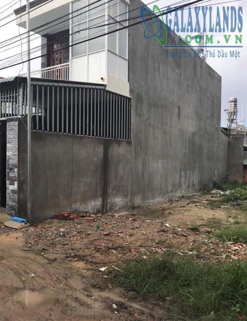 Bán đất phường Phú Hòa Thủ Dầu Một