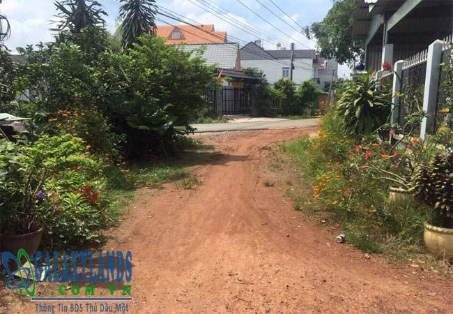 Bán đất phường Phú Mỹ Thủ Dầu Một