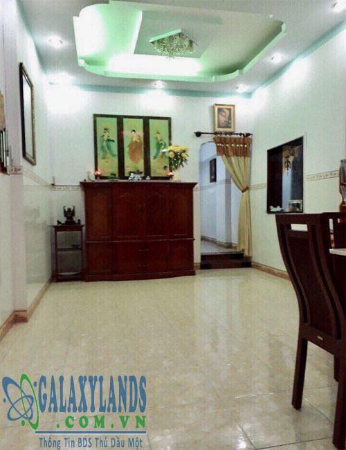 Bán nhà đường Huỳnh Văn Nghệ phường Phú Lợi