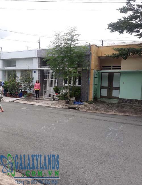 Bán nhà phường Phú Lợi Thủ Dầu Một
