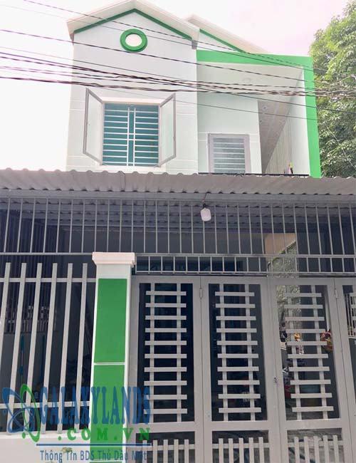 Bán nhà phường Phú Mỹ Thủ Dầu Một.