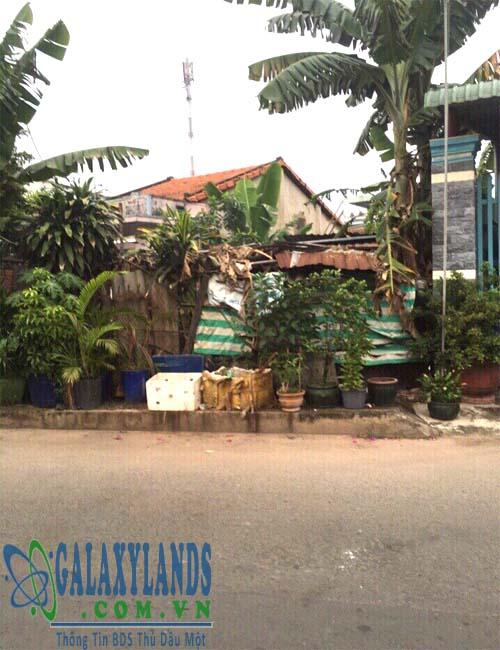 Bán đất đường Bùi Văn Bình phường Phú Lợi