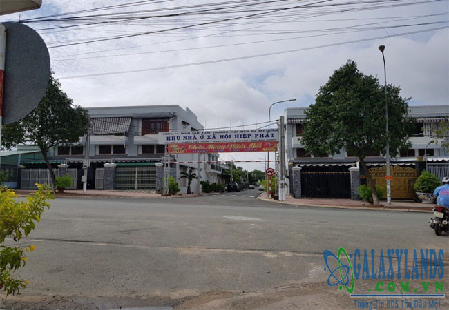 Bán đất hẻm Nguyễn Đức Thuận phường Hiệp Thành.