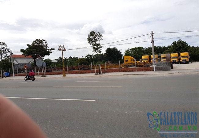 Bán đất đường Phạm Ngọc Thạch Bình Dương