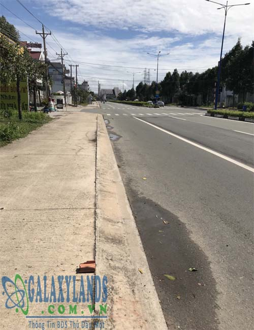 Bán đất đường Huỳnh Văn Lũy phường Phú Tân