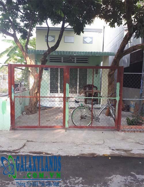 Bán nhà hẻm Nguyễn Thị Minh Khai phường Phú Hòa.