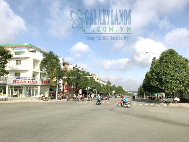Khu đô thị Mỹ Phước 3 Bình Dương