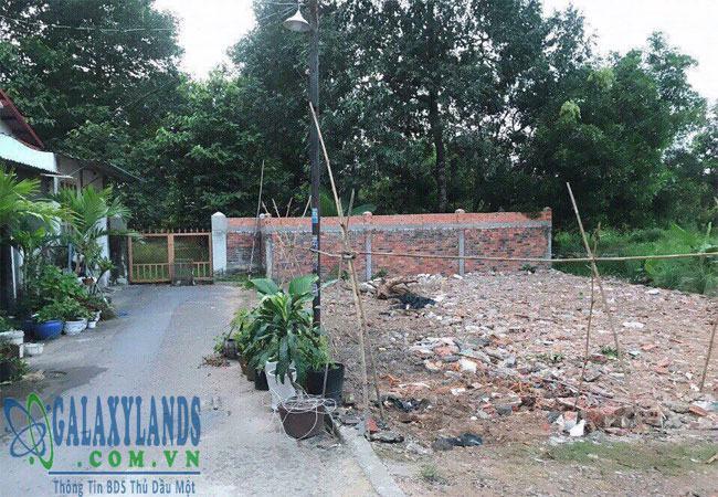 Bán đất phường Phú Lợi Thủ Dầu Một