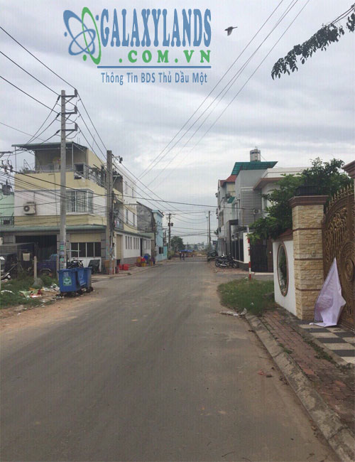 Bán đất đường 1 tháng 12 phường Phú Lợi.