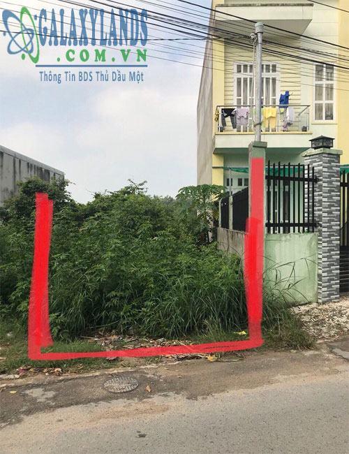 Bán đất phường Phú Lợi Bình Dương.