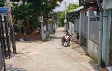 Bán đất phường Chánh Nghĩa gần trường Võ Minh Đức.