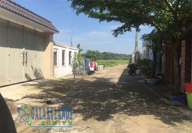 Bán đất phường Hiệp Thành Thủ Dầu Một