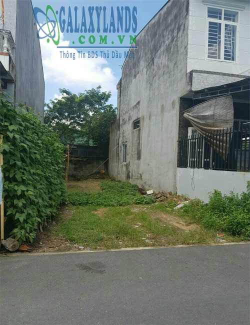 Bán đất phường Hiệp Thành Bình Dương.