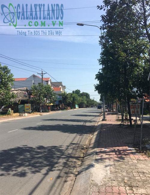 Bán đất mặt tiền đường Hoàng Hoa Thám phường Hiệp Thành.