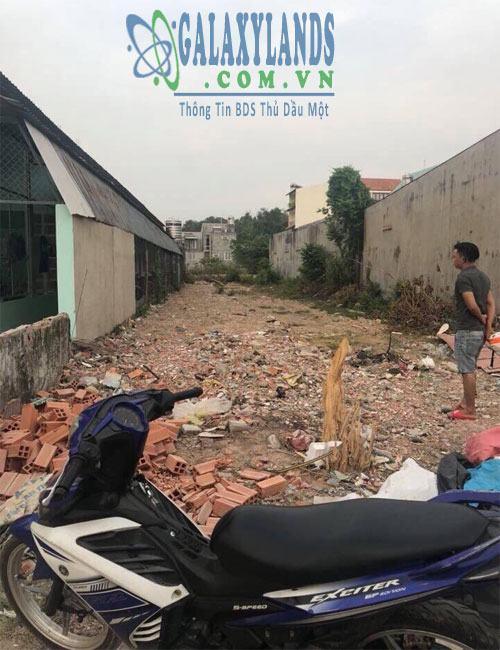 Bán đất phường Phú Lợi Bình Dương