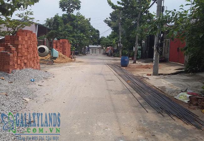 Bán đất phường Phú Thọ đường Lê Hồng Phong