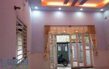 Bán nhà phường Phú Hòa, KP8, hẻm nhà nghĩ Trúc Xanh.