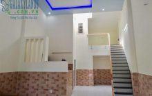 Bán nhà 1 trệt 1 lửng khu phố 9 phường Phú Lợi.