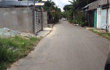 Bán 2 lô đất khu dân cư Chánh Nghĩa hẻm 1 sẹc đường Ngô Gia Tự.