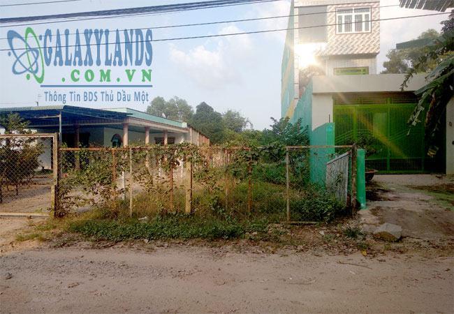 Bán đất đường DX02 Phú Mỹ Thủ Dầu Một Bình Dương