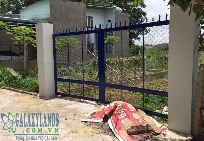Bán đất phường Phú Mỹ Bình Dương