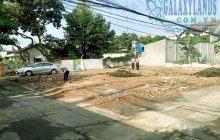 Bán đất đường Lê Thị Trung Phú Lợi, 4x18m, thổ cư 60m2