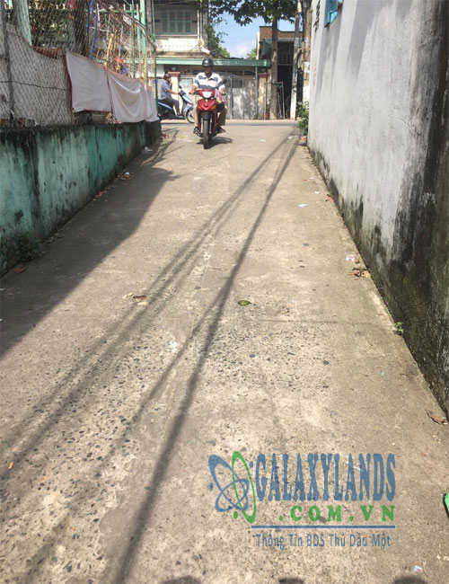 Bán đất đường Nguyễn Văn Tiết phường Hiệp Thành