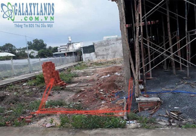 Bán đất hẻm 269 Nguyễn Thị Minh Khai phường Phú Hòa