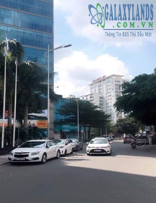 Bán đất gần TTTM Becamex Phú Hòa